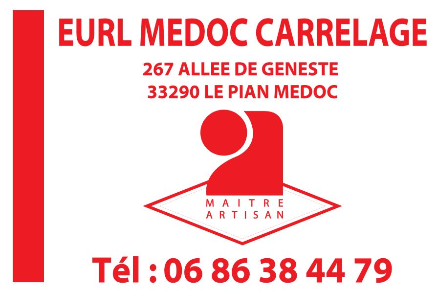 Logo Medoc Carrelage